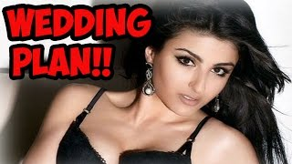 Soha Ali Khan talks about her Wedding Plan!!