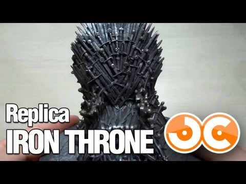 [Replica] Game of Thrones - Iron Throne 7""