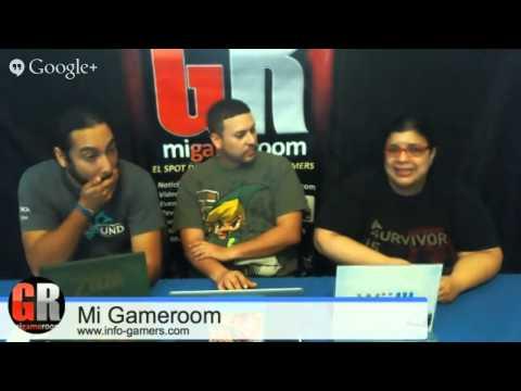 Primera Impresión de Hyrule Warriors - MG Live Podcast. Ep. 29