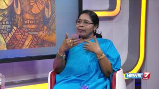 "Varaverparrai 25-06-2016 ""Painting artist Swarnalatha's interview"" – NEWS 7 TAMIL Show"