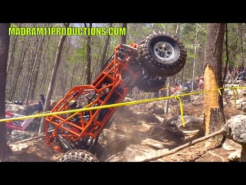 ROCK BOUNCER THROW DOWN AT ADVENTURE CHALLENGE SERIES 2015 Race 1