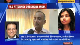 'Drop all charges against Devyani' - TIMESNOWONLINE