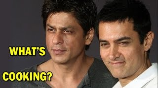 Aamir Khan and Shahrukh Khan's rivalry - New Twist! - ZOOMDEKHO