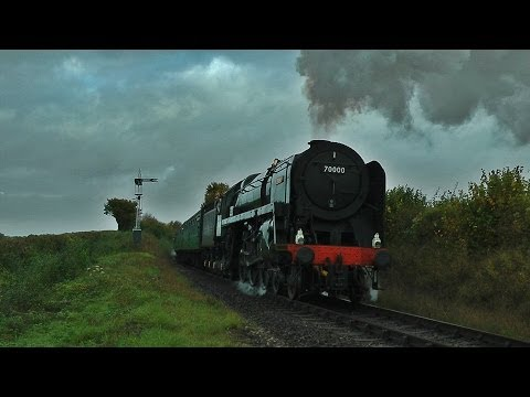 Mid Hants Railway - Autumn Steam Gala - 26/10/13