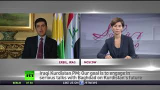 Kurds sacrificed enough for independence, Baghdad won't stop the referendum - Iraqi Kurdistan PM - RUSSIATODAY