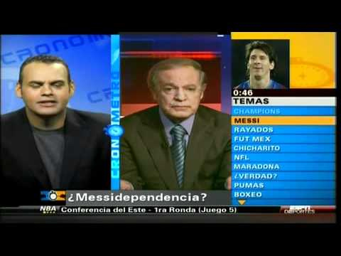 Joserra se enoja y calla a Faitelson 