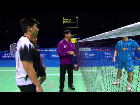 Bonny China Masters 2014: Semi Finals Match 1