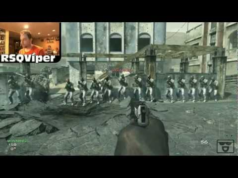 Viper Says Love Bush Violation CoD MW3