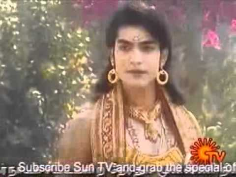 Ram & sita meet at first time Ramayanam tamil