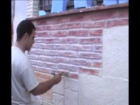 Beton amprentat vertical | Pavele | Tencuieli decorative