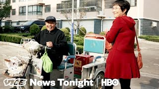 How China's Social Credit System Can Have Serious Punishments (HBO) - VICENEWS