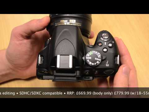 Nikon D5100 first look preview from Amateur Photographer magazine
