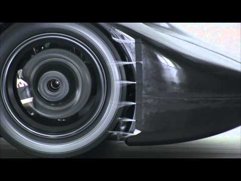 Nissan DeltaWing launch - 13th March 2012 - Innovation that Excites