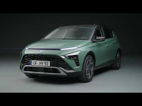 Autoperiskop.cz  – Výjimečný pohled na auta - Hyundai Motor odhaluje zcela nový BAYON, stylový a elegantní crossover s prvky SUV