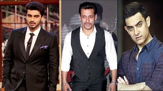 Bollywood News in 1 minute - 27/08/2014 - Salman Khan, Arjun Kapoor, Aamir Khan