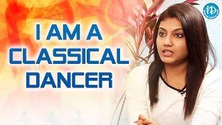 I Am A Classical Dancer - Chandana || Talking Movies With iDream || #KaramDosa - IDREAMMOVIES