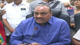 Minister Acham Naidu Reviews With Officials over Independence Day Arrangements | CVR News - CVRNEWSOFFICIAL
