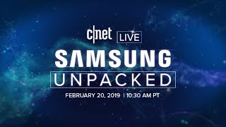 Samsung's Galaxy S10 event: Watch CNET's live coverage here - CNETTV
