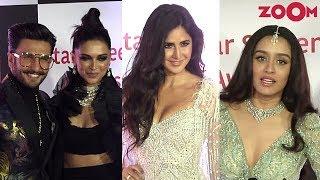 Star Screen Awards 2018 | Ranveer Singh, Deepika Padukone, Katrina Kaif, Shraddha Kapoor & more - ZOOMDEKHO