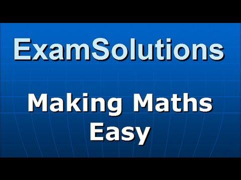 A-Level Maths Edexcel C1 June 2009 Q1b : ExamSolutions