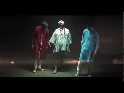 AZONTO - Fuse ODG  Feat. Tiffany & Donaeo (Azonto Dance Official Video)