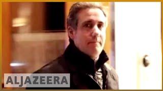 Ex-Trump lawyer Michael Cohen pleads guilty, implicates president - ALJAZEERAENGLISH