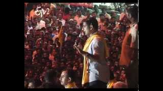 Lokesh Gets Good Response In His Election Campaign - ETV2INDIA