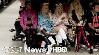 The Hustle To Score Front Row Seats At Fashion Week (HBO) - VICENEWS