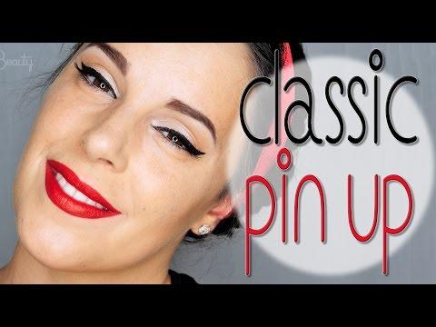 Maquillaje Clásico Pin up | Silvia Quiros