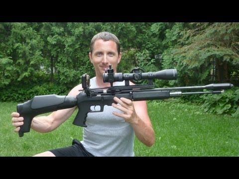FX Revolution - Part 1 (Mechanics) Semi-Automatic Air Rifle