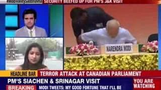 Security beefed up for PM's J&K visit - NEWSXLIVE
