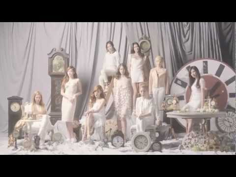 [MV Full] Time Machine &#8211; SNSD