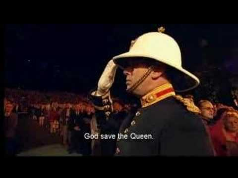 God Save the Queen Sing-A-Long (arranged by Sir William Walton)
