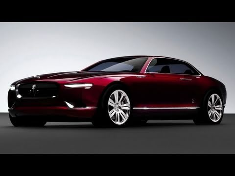 Bertone B99 Concept @ 2011 Geneva Auto Show