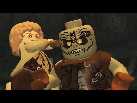 Lego Lord of the Rings Humor Trailer