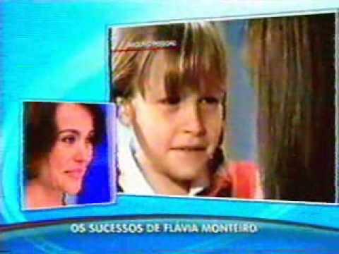 Chiquititas Brasil - Reencontro ao vivo no Programa do Gugu (01-08-2010)