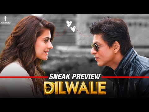 Making of Dilwale's climax