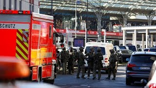 Live from Cologne train station after hostage situation - RUSSIATODAY