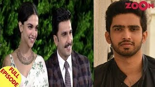 Ranveer-Deepika to HOST Mumbai's reception on 28th? | Amaal Malik on #MeToo wave & more - ZOOMDEKHO