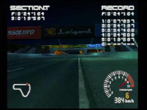 PSR4[RIDGE RACER TYPE 4]