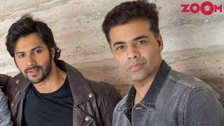 Karan Johar To Make A Superhero Film With Varun Dhawan? - ZOOMDEKHO