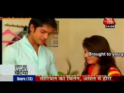 SBB - 3rd Feb 2012 - Muniya Ki Real Love Story! (Priyal Gor/Ashish Kapoor) Segment 2