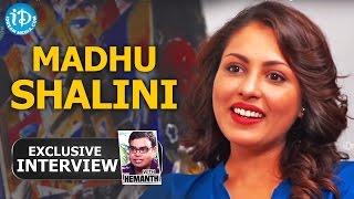 Madhu Shalini Exclusive Interview - Cheekati Rajyam Movie || Talking Movies With iDream # 38 - IDREAMMOVIES