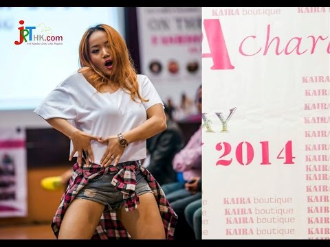 Kristina Limbu Dance Performance @ KAIRA Boutique Fashion Show HK