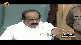 Etela Rajender Fires On All Opposition Leaders | TS Assembly | Mango News - MANGONEWS