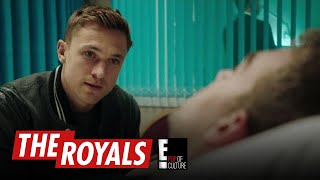 The Royals | Prince Liam Lets Jasper in on His Plan to Expose King Robert | E! - EENTERTAINMENT