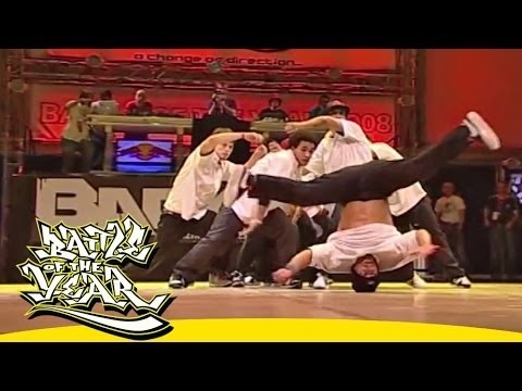 BOTY 2008 - TSUNAMI (ALLSTARS) SHOWCASE [OFFICIAL HD VERSION BOTY TV]