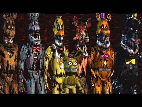 Five Nights at Freddy s 4 | FNAF 4 на андроид скачать