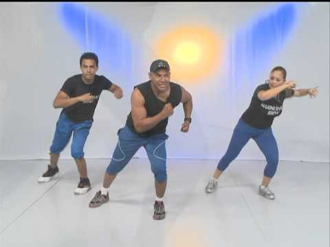 En Forma, Bailoterapia con Marino Show Dance 3er Programa 2/3