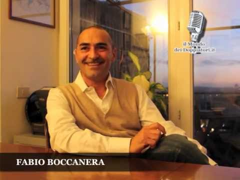 Intervista a FABIO BOCCANERA (2012) | ilmondodeidoppiatori.it